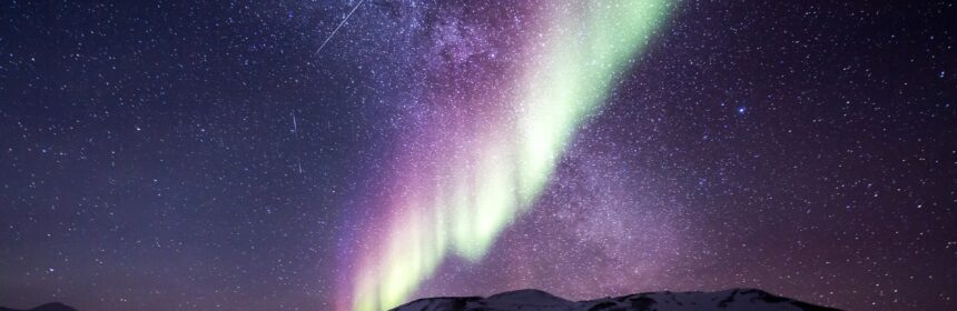 Polarlichter Safari